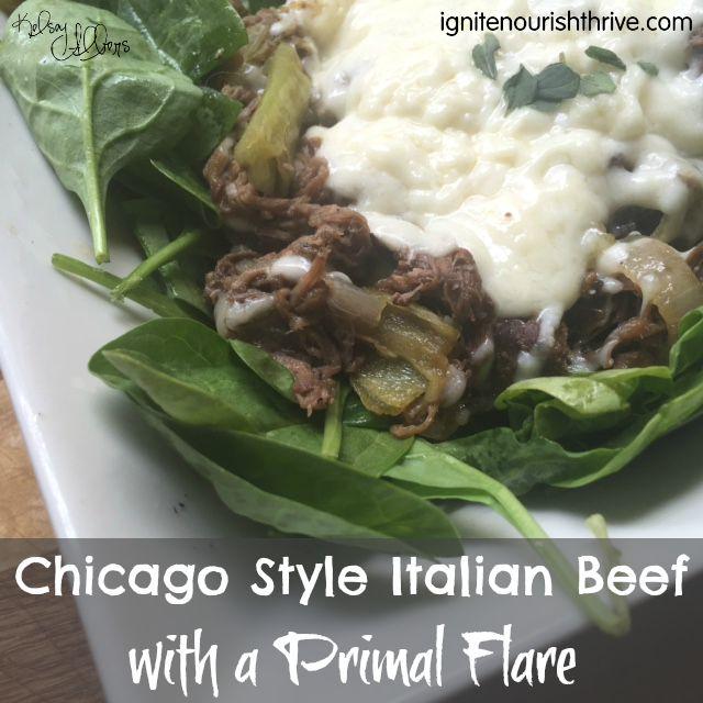 Primal Italian Beef